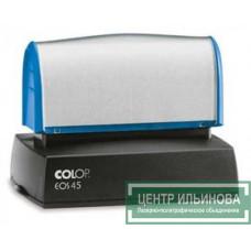 штамп-флэш EOS45 25х82 мм