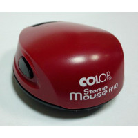 Colop Stamp Mouse R40 Оснастка для печати диам. 40мм чили (chili)
