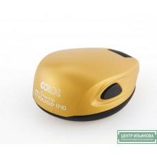 Colop Stamp Mouse R40 Оснастка для печати диам. 40мм золотистая (goldyellow)