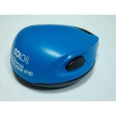 Colop Stamp Mouse R40 Оснастка для печати диам. 40мм синяя (blue)