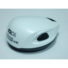 Colop Stamp Mouse R40 Оснастка для печати диам. 40мм белая (white)