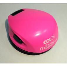 Colop Stamp Mouse R40 Оснастка для печати диам. 40мм неон розовый (neon pink)