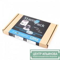 GRM A7 2.3mm Кассета с полимером (10 кассет на 2 круглых печати d40мм в упаковке)