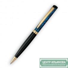 HERI 6723 COLOR EXCLUSIVE ручка-штамп «мрамор синий» 33х8мм 3 строчки