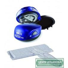 Colop Stamp Mouse R40-Set Cамонаборная печать диам.40мм 1, 1.5 и 2 круга