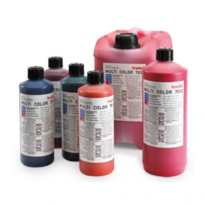 Краска Trodat Multi Color Impression 7012 0,5л ПУРПУРНАЯ