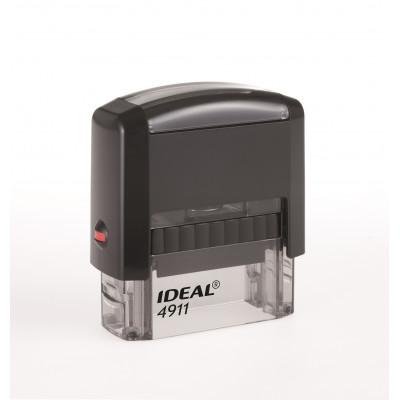 IDEAL 4911/DB/L1.22 штамп 38х14мм со стандартным словом