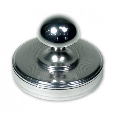RVM-4034 Оснастка металлическая для печати-флэш красконаполненная  d=40мм
