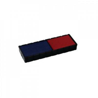 Colop E/12/2 Сменная подушка сине-красная