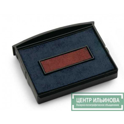 Colop E/2400/2 Сменная подушка сине-красная
