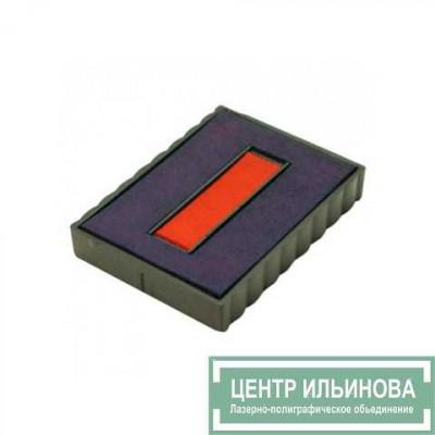 Trodat E/4750/2 Сменная подушка сине-красная
