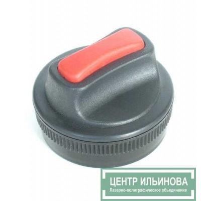 Таблетка полуавтомат с штемпельной подушечкой 30 мм