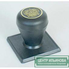 штамп-ручка Капля 60х45