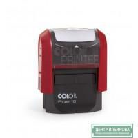 Colop Printer10 Оснастка для штампа 27х10мм красный