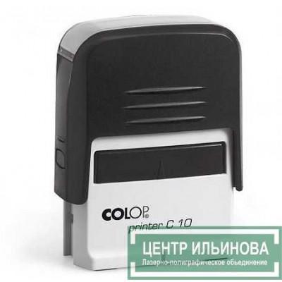 Colop Printer10 Оснастка для штампа 27х10мм зеленый