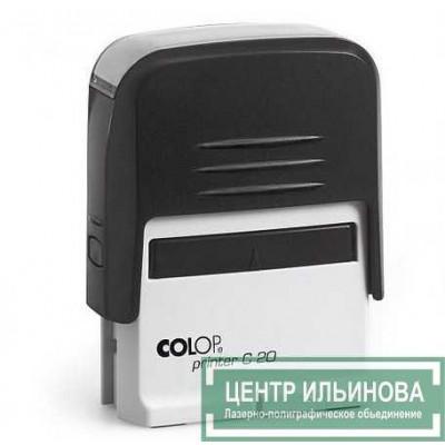 Colop Printer20 Оснастка для штампа 38х14мм синий
