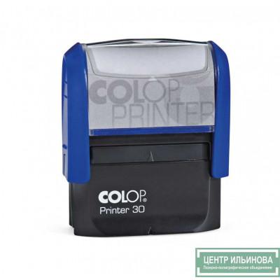 Colop Printer30 Оснастка для штампа 47х18мм синий
