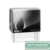 Colop Printer30 Оснастка для штампа 47х18мм черная рамка