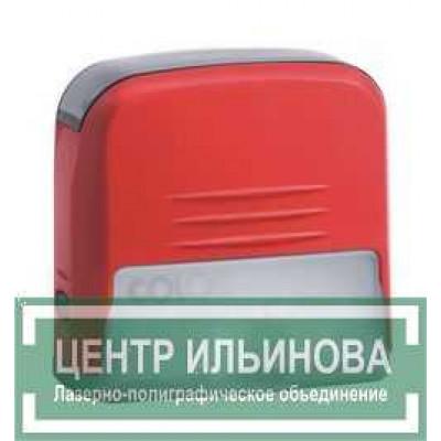 Colop Printer30 Compact cover Оснастка для штампа 47х18мм с крышкой красная