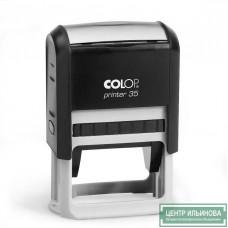 Colop Printer35 Оснастка для штампа 50х30мм черная