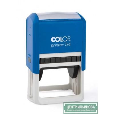 Colop Printer54 Оснастка для штампа 50х40мм синий