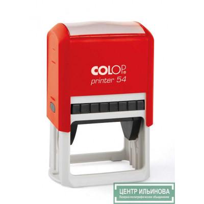 Colop Printer54 Оснастка для штампа 50х40мм красный