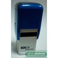 Colop Printer Q24 Оснастка для штампа 24х24мм синяя
