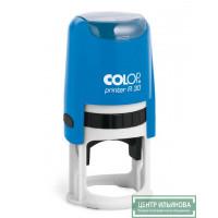 Colop PrinterR30 cover Оснастка для печати диам. 30мм с крышкой синяя