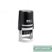 Colop PrinterR45-Dater Датер со свободным полем диам. 45мм