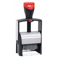 Colop S 2010/P Метал. нумератор 10-разр со своб. полем 30х58мм