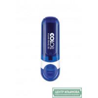 Colop Pocket Stamp 20 Карманная оснастка для штампа 38х14мм синий