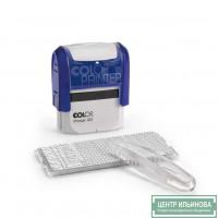 Colop Printer20-Set Самонаборный штамп 4 строки с 1-й кассой пластик 38х14мм