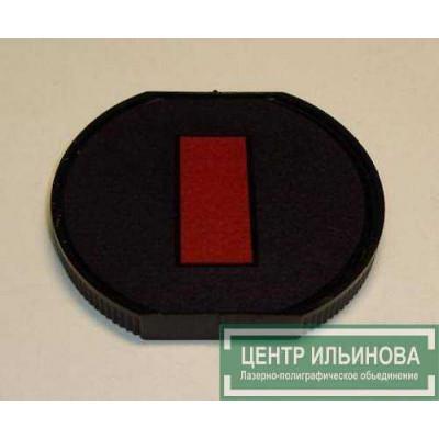 Colop E/R50/2 Сменная подушка сине-красная внутр прямоуг. 30х13