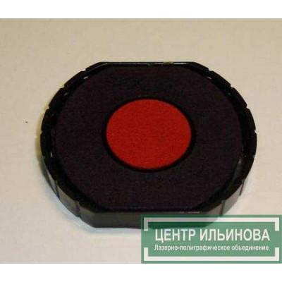 Штемпельная подушка Colop E/R40/2 внутренний d20мм сине-красная