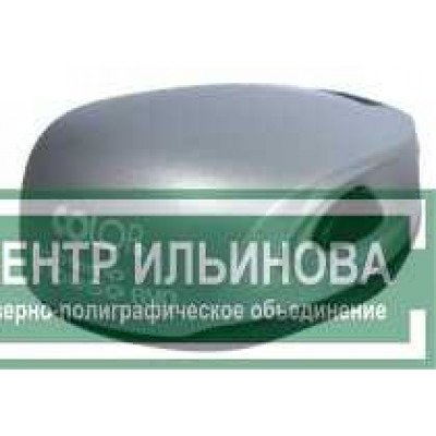 Colop Stamp Mouse R40 Оснастка мышка для печати диам. 40мм серебро (silver)
