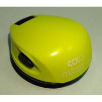Colop Stamp Mouse R40 Оснастка мышка для печати диам. 40мм неон лимон (neon lemon)