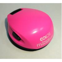 Colop Stamp Mouse R40 Оснастка мышка для печати диам. 40мм неон розовый (neon pink)