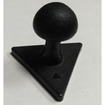 штамп треугольный (б/к) 45х45х45
