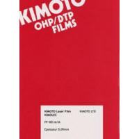 KIMOTO PF-90S матированная пленка для лазерных принтеров (1 лист)