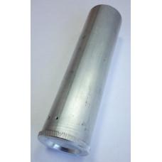 Футляр для ключей d60mm h180mm алюм.