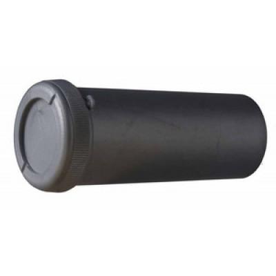 Футляр для ключей d40mm h105mm пластик.
