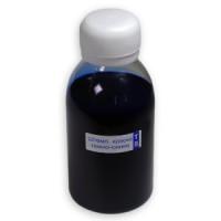 Краска для флэш-печатей TS масляная 100мл темно-синяя