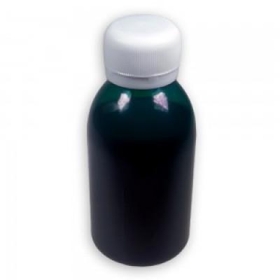 Краска для флэш-печатей TS масляная 100мл зеленая