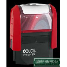 Colop Printer10 Compact cover Оснастка для штампа 27х10мм с крышкой