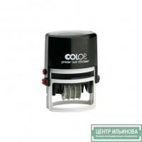 Colop PrinterOval55-Dater Датер со свободным полем 55х35мм