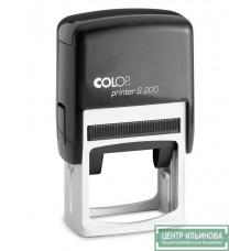 Colop S200 Оснастка для штампа 45х24мм черный