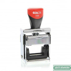 Colop 3100 Металлическая оснастка для штампа 40х24мм