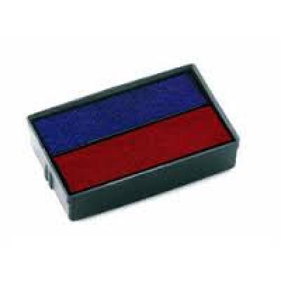 Colop E/10/2 Сменная подушка сине-красная