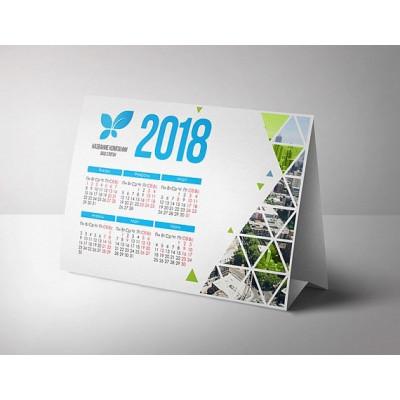Календарь «ДОМИК» настольный без блока