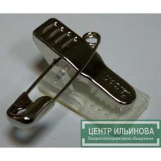 Клипса самоклеющаяся с метал. зажимом и булавкой GMP U100